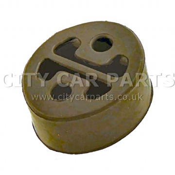 NISSAN ALMERA MICRA NOTE REAR EXHAUST RUBBER MOUNT HANGER MOUNTING